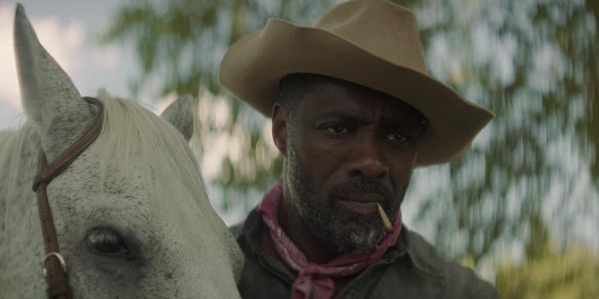 Idris Elba in Netflix's Concrete Cowboy