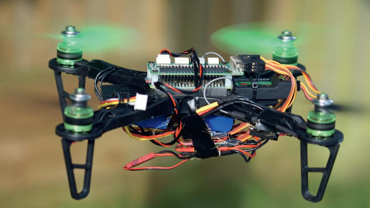 How To Build Your Own Drone Building The Techradar Diy Electronic Speed Controller Homemade Esc For Rc