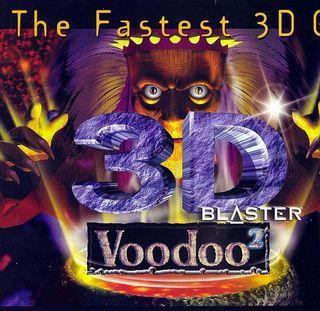 3d Voodoo 2