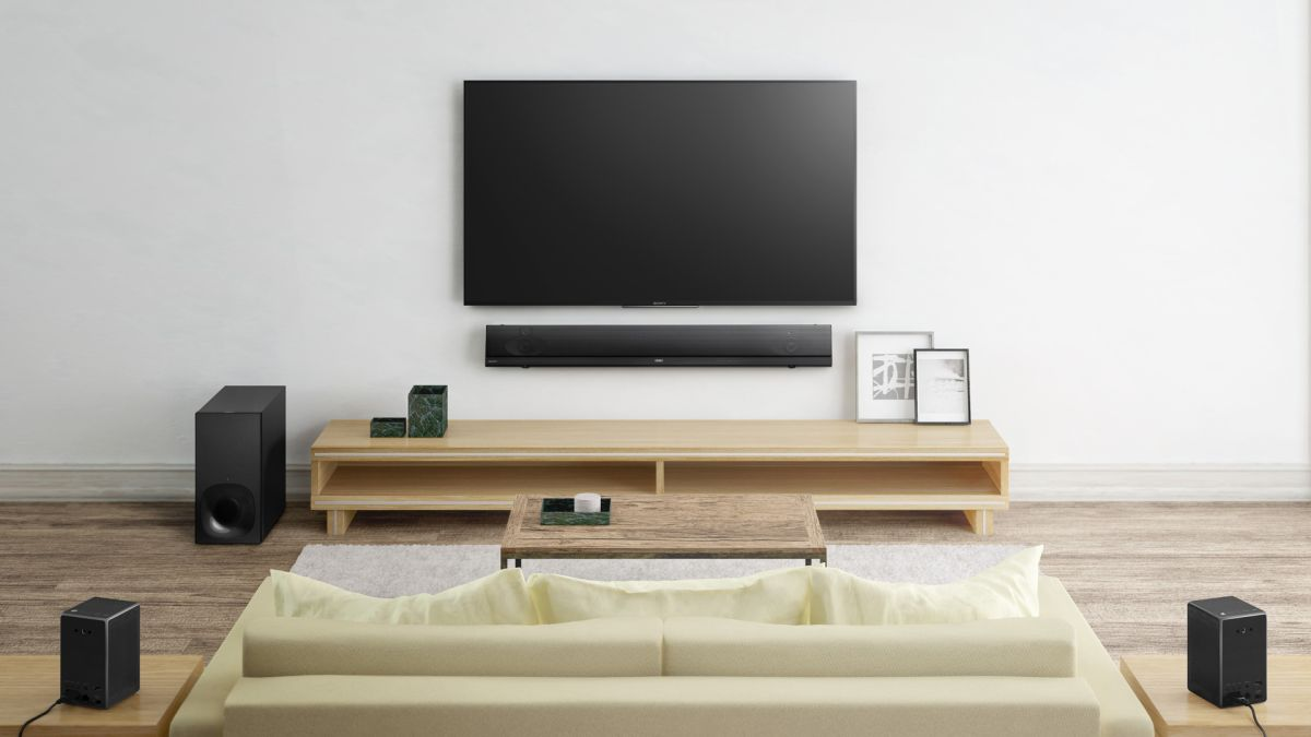 Sony Ht Nt5 Soundbar Techradar