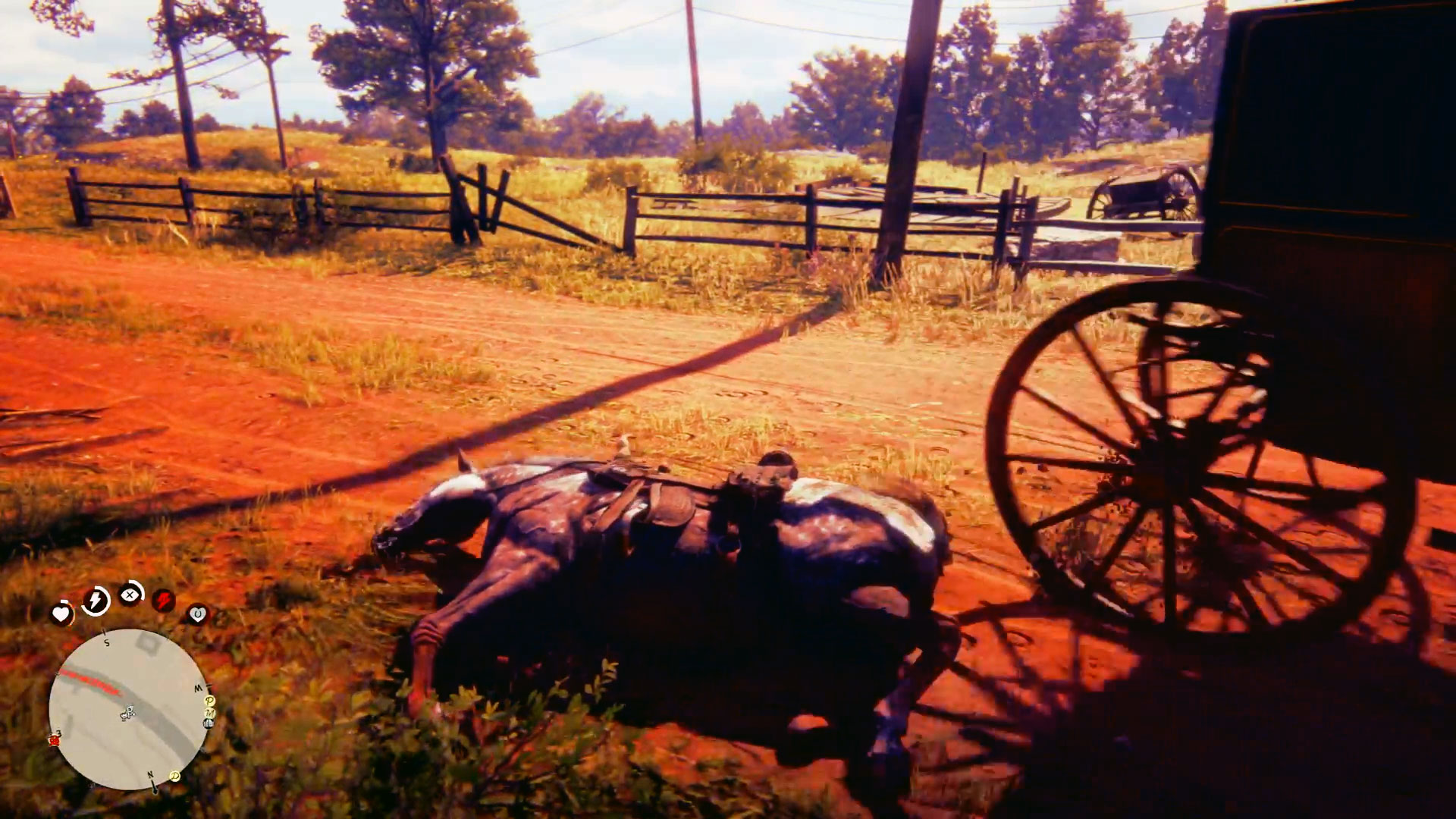 Absolutely the worst things to happen to Red Dead Redemption 2's