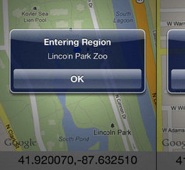 Get started with geofencing on iOS | Creative Bloq