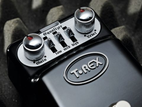 The ToneBug Totenschlager delivers remarkable tonal shaping.