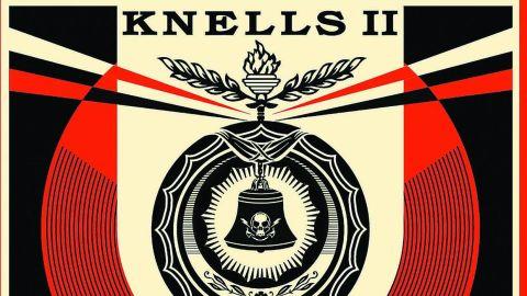 The Kneels - Knells II album artwork