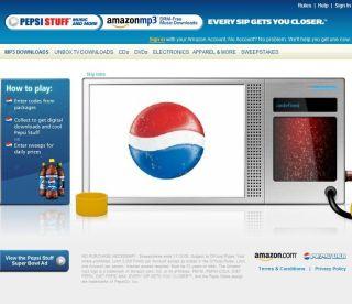 Pepsi retailers upset over Amazon deal | TechRadar