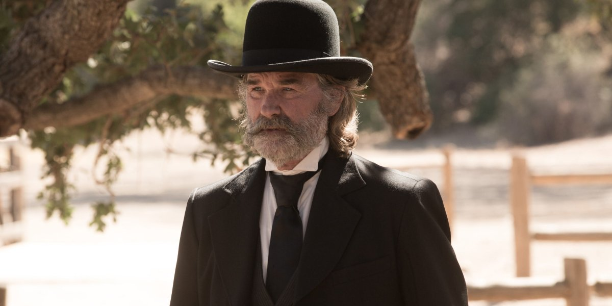 Kurt Russell in Bone Tomahawk