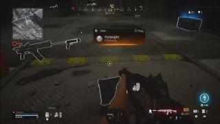 new Warzone killstreak foresight location find