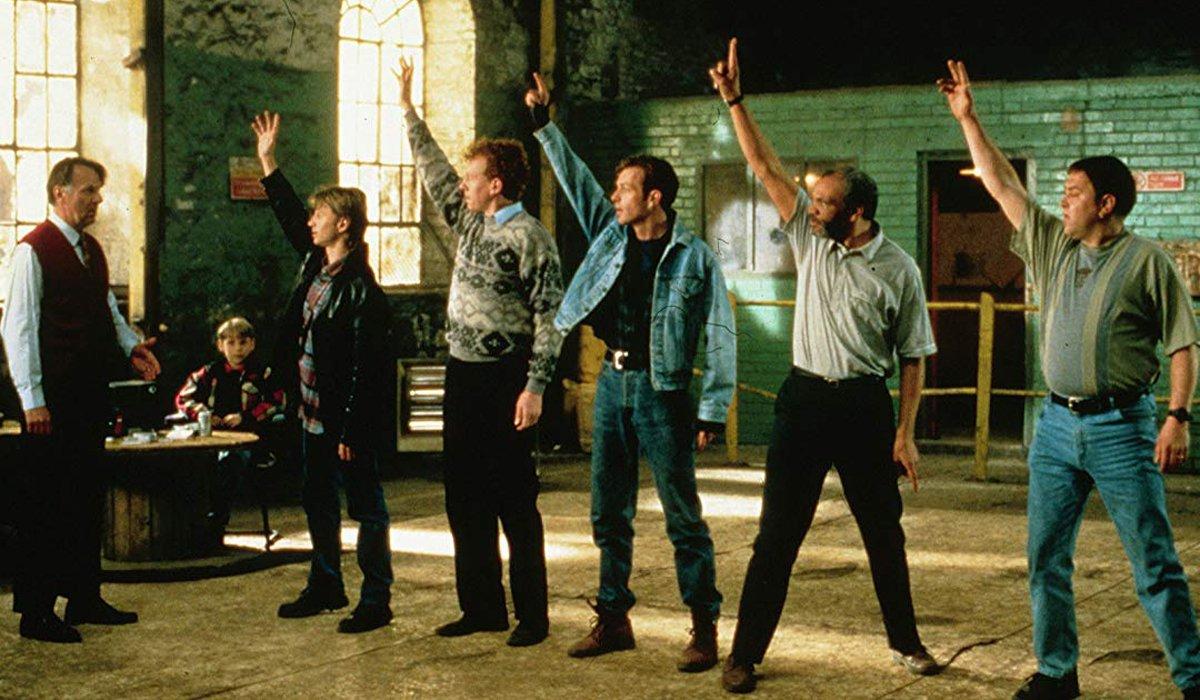 The Full Monty cast