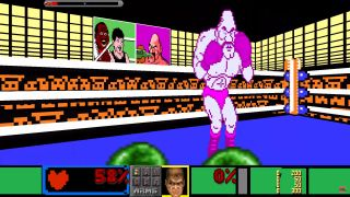 Doom Punch-Out mod