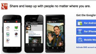 Google+ app update