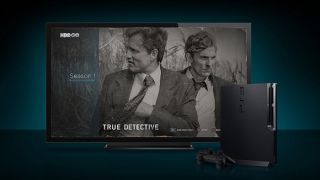HBO Go PS4 True Detective
