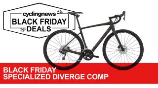 Specialized Diverge Comp Black Friday Deal