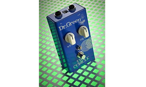 The Dry control is The Cubicle reverb pedal's secret weapon
