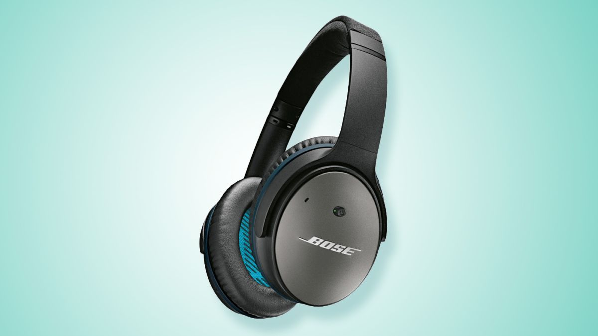 bose quietcomfort 25 headphones announced with advanced noise cancelling techradar. Black Bedroom Furniture Sets. Home Design Ideas