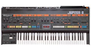 The Jupiter-8 will be one of the stars of Roland's show.