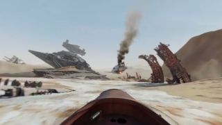 Star Wars 360-degree video