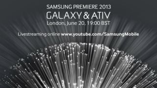 Samsung invites world and its dog to Galaxy and ATIV event