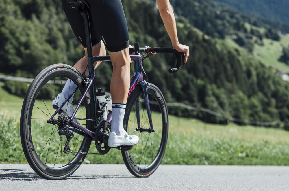 Can you perfect your pedalling?