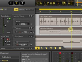Ohm Studio: a new kind of DAW?