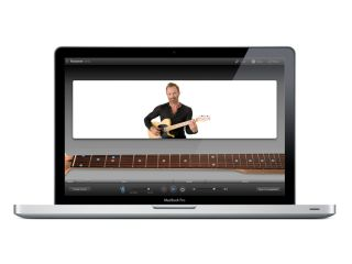 Sting has already enrolled as a GarageBand teacher.