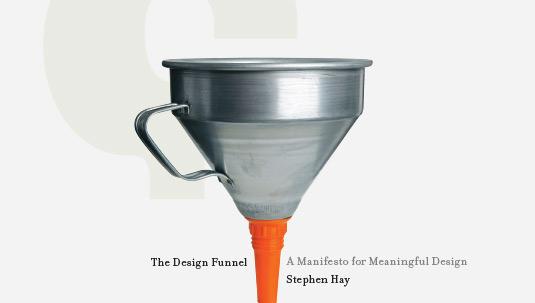 Free ebooks for designers: The Design Funnel