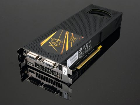 PNY GeForce GTX 295