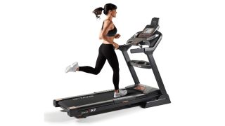 Save $800 on the Sole F63 heavy duty treadmill for running indoors