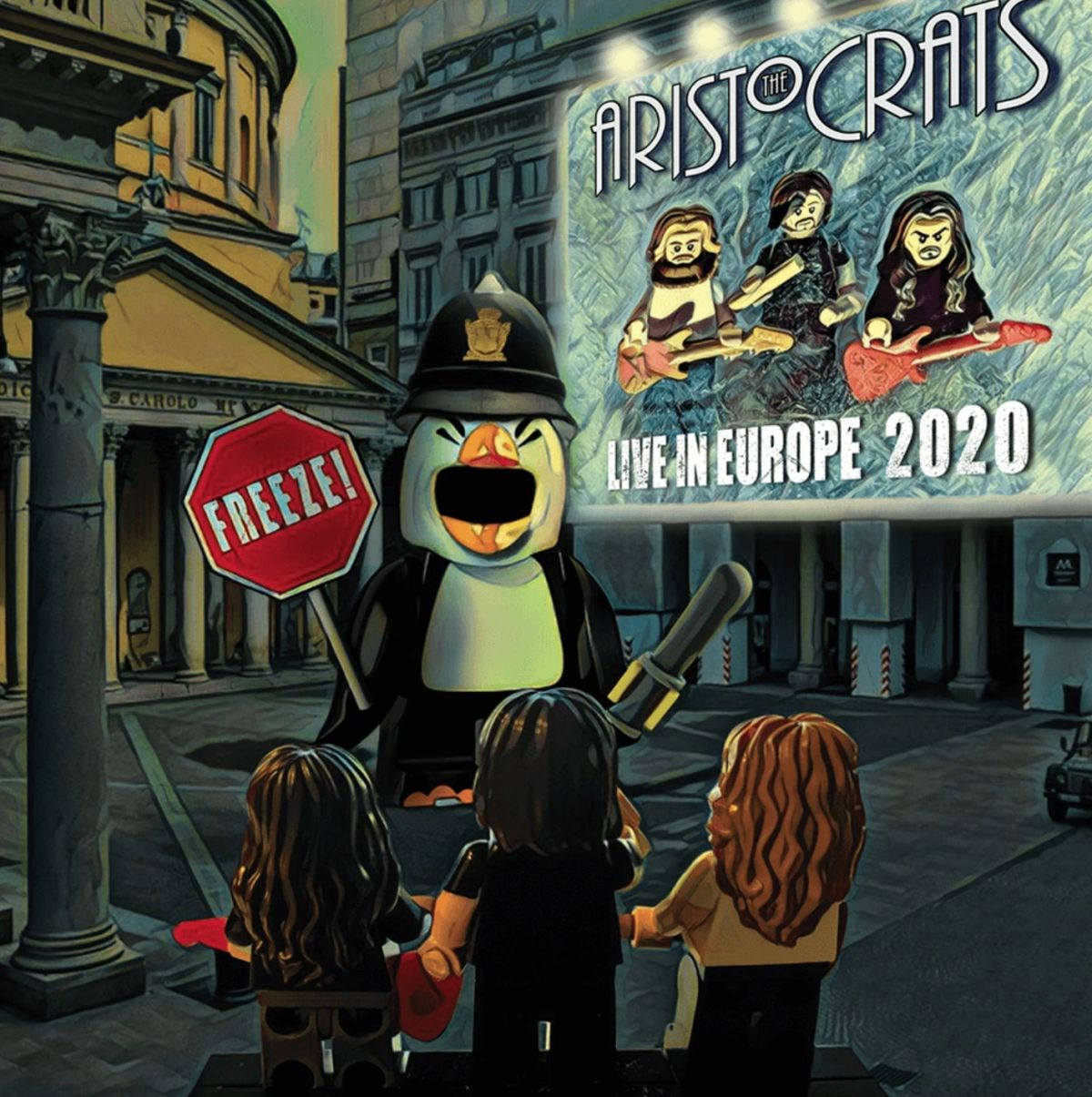 Guthrie Govan-led instrumental power trio the Aristocrats unveil Freeze!  Live in Europe 2020 | Guitar World