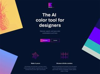 Generate Endless Colour Palettes With Khroma Creative Bloq