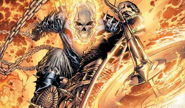 Johnny Blaze Ghost Rider