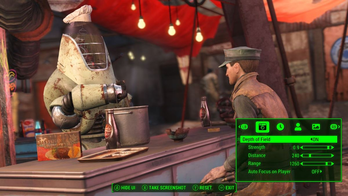 Fallout 4 photo mode mod in the works | PC Gamer