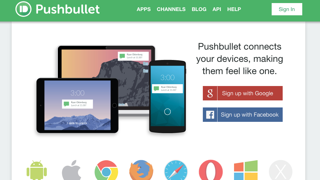 How to use Pushbullet to share across devices | TechRadar