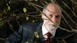 Vint Cerf a founding father of the internet