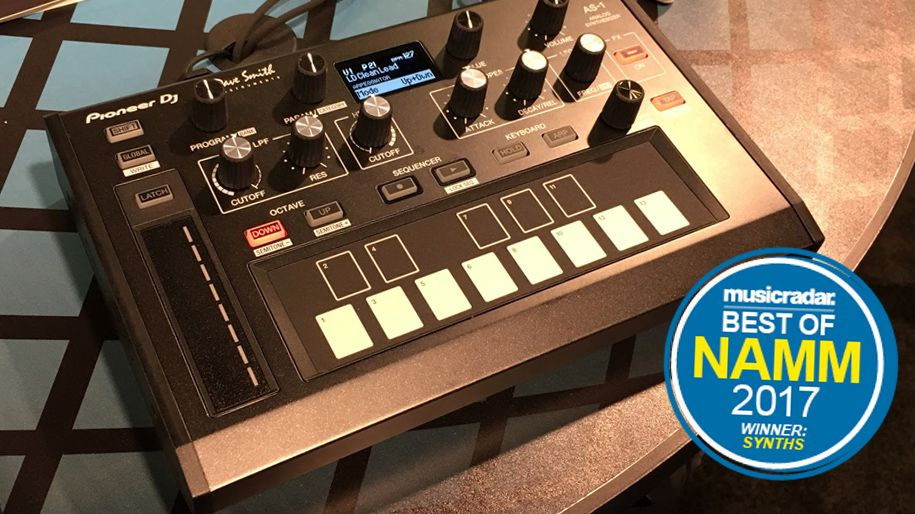 The best new synths, drum machines and samplers of NAMM 2017