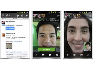 Google+ opened up to all, Hangouts go mobile