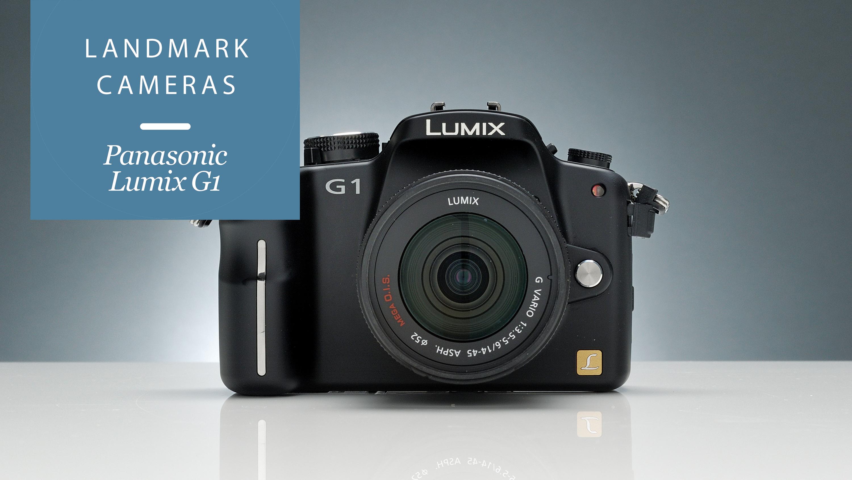 landmark cameras panasonic lumix g1 techradar rh techradar com panasonic g7 user guide panasonic lumix g1 user guide