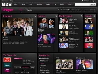 BBC iPlayer - will soon be wirelessless