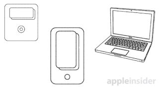Apple curved touch sensor patent