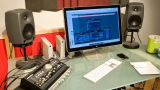 If it's a choice between upgrading your monitors or your acoustics, what are you waiting for? Get the foam panels out.