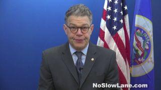 Senator Al Franken net neutrality