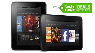 TechRadar's Deals of the Week: Amazon Kindle Fire HD7 for only £99
