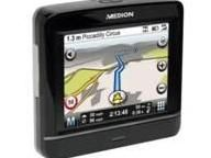 Medion's new SatNav device on sale in Aldi's this month