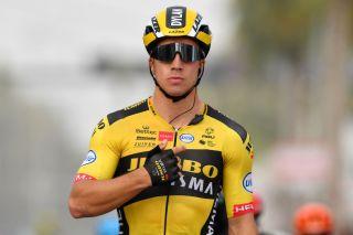 Dylan Groenewegen (Jumbo-Visma) wins stage 4 of the 2020 UAE Tour