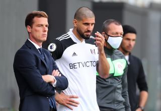 Scott Parker believes Aleksandar Mitrovic's confidence will have been boosted by a fine international break. (Clive Rose/PA)