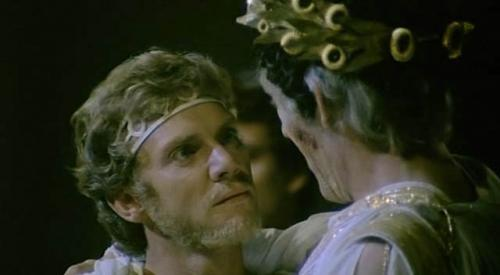 Caligula - Malcolm McDowell and Peter O'Toole