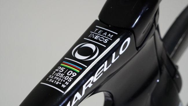 丹尼斯的新TT战车Pinarello Bolide-领骑网