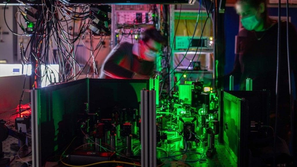Scientists make a breakthrough in developing the quantum internet