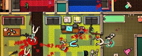 Hotline Miami Review Header