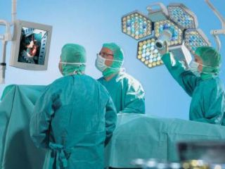 TruVidia: the first HD in-light operating room cam