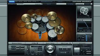 Release your inner drummer.